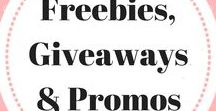 Freebies, Giveaways And Promos From Female Entrepreneurs / The best discounts on products and services created by female entrepreneurs. Invest in other female owned businesses to help propel one another forward and change the media's landscape on how women are portrayed. Email ladybossblogger@gmail.com if you'd like to become a collaborator.
