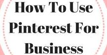 How To Use Pinterest / Best resources to help you navigate Pinterest. The best inspiration for women entrepreneurs. Social Media, Social Media Marketing, Marketing Tools, Marketing Tips, How To Use Social Media, How To Grow Your Followers, Entrepreneur Advice, Fempreneur, Bosslady, Ladyboss, Women In Business, Inspiration For Women. Email ladybossblogger@gmail.com if you'd like to become a collaborator.