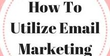 How To Utilize Email Marketing / Learn how to set your business up for success by utilizing the best email marketing strategies. Email Marketing Design, Email Marketing Strategy, Email Marketing Examples, Email Marketing Templates... Email ladybossblogger@gmail.com if you'd like to become a collaborator.