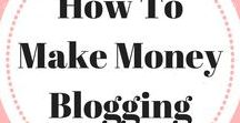 How To Make Money Blogging / The best tools to help you start blogging and make money blogging. Blogging For Beginnings, Blog Post Ideas, Blog Inspiration, Blog Ideas, Blogging Tools, Blogging For Money, Blogging Tips, Blogging For Female Entrepreneurs. Email ladybossblogger@gmail.com if you'd like to become a collaborator.
