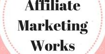 How Affiliate Marketing Works / The best tools to help you navigate the affiliate marketing world. Affiliate marketing for beginners, affiliate marketing without a blog, affiliate marketing tips, affiliate marketing for Pinterest, affiliate marketing for bloggers. Email ladybossblogger@gmail.com if you'd like to become a collaborator.
