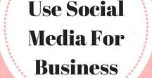 How To Use Social Media For Business / Everything you need to know about social media and business! Social media marketing   Social media tools   Social media tips   Social media quotes   Social media calendar   Social media post ideas   Social media strategy   Social media content   Social media consultant   How to use Social media correctly and effectively   What to post on Social media. Email ladybossblogger@gmail.com if you'd like to become a collaborator.
