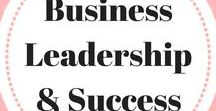 Business Leadership And Success / Resources for female entrepreneurs to learn how to start a business, how to start and grow a blog, how to build a great social media following, how to market your brand, how to build a personal brand, how to overcome your fears in how to sell, how to market yourself, how to brand yourself, how to master small business tax and more! Email ladybossblogger@gmail.com if you'd like to become a collaborator.