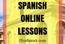 Spanish language / Learn Spanish for adults, for beginners fast, free, tips & hints. Online Spanish language lessons, info graphics, vocabulary, pictures. Spanish language | Spanish language learning | Spanish language printables | spanish language arts | spanish language teaching | spanish language resources | spanish language art ideas | learning spanish | learning spanish for adults | learning spanish for kids | learning spanish for beginners | learning spanish free | spanish lessons