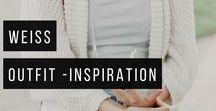 Weiß – Outfit-Inspiration / Lasst euch von unseren Outfit-Ideen für unsere weiße Powerdenim-Kollektion inspirieren! Bei uns findet ihr Outfits in großen Größen, tolle Mode Inspirationen und Styling Tipps für kurvige Frauen. Fashion has no size!  #plussize #curvymode #lipödem
