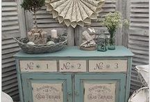 Deco - Shabby Chic / victorian inspirations, girlie girl ideas, and a feminine touch / by Sally Wheeler