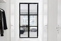 HOME • Hallway / Hallway and home entrance interiors