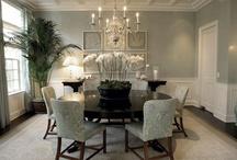 Dining Room / Dining room inspiration & dining room decorating ideas