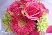floral insipration / by Brandi Webb