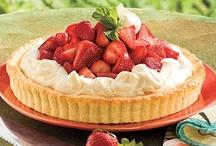 Food - Desserts / enjoy dessert, just not too often / by Sally Wheeler