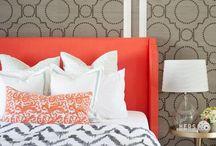 Bedrooms / by Adrienne Henderson
