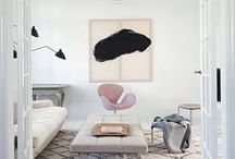 Living Rooms / by Adrienne Henderson