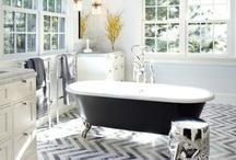 Baths / by Adrienne Henderson