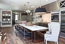 Dining Rooms / by Adrienne Henderson