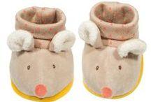 Cadeaux bébé : souris / mouse / by Berceau magique