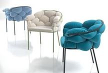 Chairs / by Adrienne Henderson