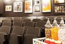 media rooms / by Adrienne Henderson
