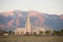 LDS Temples / by Heather Wayman