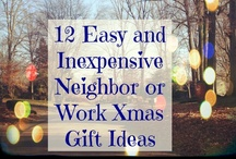 Christmas Ideas / by Mamie Noll