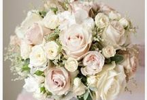 Pastel Wedding Bouquets / Gorgeous pastel coloured wedding bouquets to inspire.