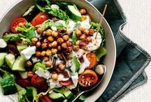 Recipes: Salads.