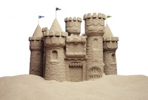 Sand Castles / by Heather Wayman
