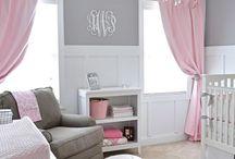 Nurseries & Kids Rooms / Kid bedroom & baby nursery decorating ideas