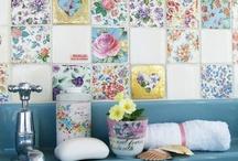 o u r~b a t h r o o m / inspiration for our bathroom / by Belleviolette Rubyrose