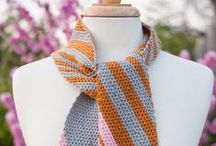 Scarves, Cowls, and Accessories Patterns / Scarves, shawls, cowls, bags, accessories knitting patterns