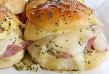 Food - Ham, Pork, Bacon, Sausage / by Sally Wheeler