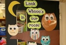 Bulletin Boards/Classroom Doors / by Maranda Stone