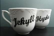 MUGS FOR MY COFFEE & TEA.