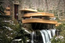 Architecture - Wright Designs / Frank Lloyd Wright designs / by Sally Wheeler