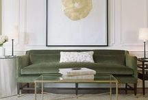 Living Room Inspiration / by Adrienne Henderson