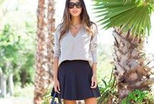 OUTFITS. SPRING/SUMMER
