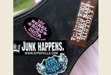 JuNK GYPSY ROADGEAR / for the love of the road. . .  / by JuNK GyPSY