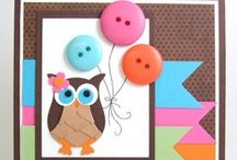 Cards - Owls / Anything Owls / by Elina Blanco