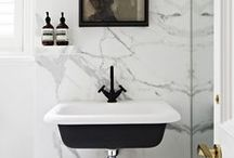 HOME • Bathroom / Bathroom interiors