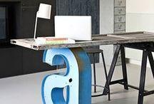 HOME • Studio / Home studio interiors