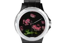 AZ Creative Visions Watches / Watches that have been made from Artist Annie Zeno's artwork. / by Annie Zeno