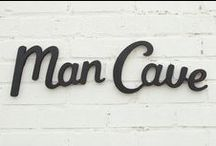 For the Man Cave / Cool stuff for guys / by WordBiLLY