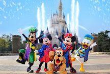 Disney / Disney  / by Brandi Webb