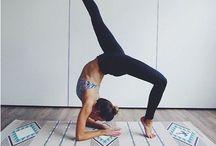 Body + Soul / Yoga + Fitness / by Maranda Stone