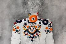 Embroidery / by Beata Ce