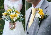 Easter & Spring Weddings / Wedding Ideas, colours, decorations and inspiration during Easter and Springtime.