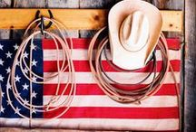 American dreams / we believe in the American dream! big, bold, and audacious. here's all things Americana, from home decor, cowgirl boots, old faded flags, and gypsy style.