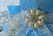 Once Upon A Dream / Glitter… Lots of Glitter! :) Light blue and silver. Anything subtly disney princess related will do. / by Lea Mizell