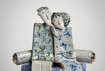 inspirations ceramics / by Beata Ce