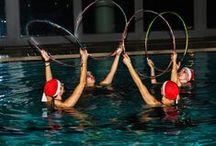 Christmas shows / Christmas, shows, event, nuoto sincronizzato,