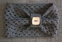 Free Crochet Patterns / Free crochet patterns such as hats, bags, scarves.